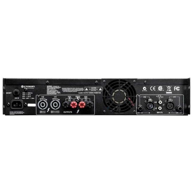 XLS2000_DriveCore_Series_Power_Amp_2